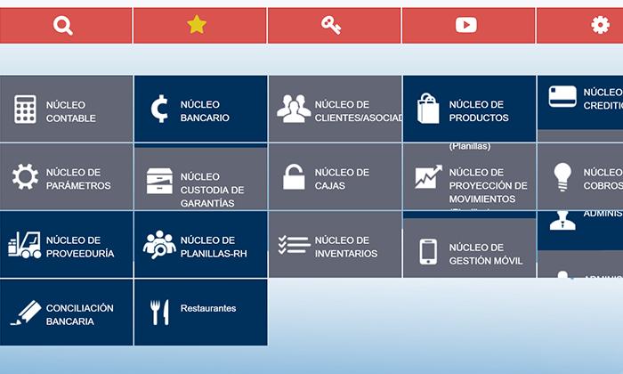 Desarrollo de la versión Cloud de varios módulos del Sistema CODEAS, para Control Económico Integral de asociaciones y cooperativas. CODEAS es un producto de la compañía Quarzo. (http://pagina.quarzo.com/)